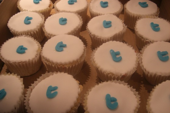 Twitter Cupcakes!