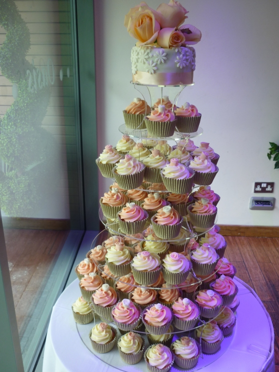 Cupcake Wedding Tiers and cakes